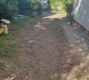 Дренаж на участке в Одинцовском районе Московской области 6