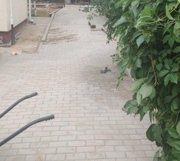Дренаж на участке в Одинцовском районе Московской области 62