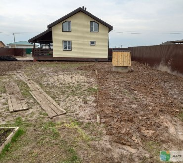 Дренаж на участке в Пушкинском районе (Московская область) 88