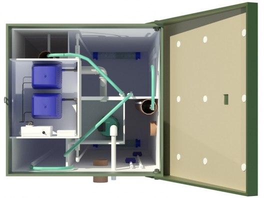 Биостанция Топас 5 ПР 2
