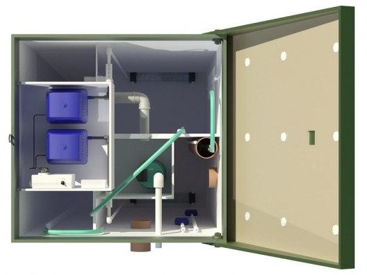 Биостанция Топас 6 ПР 2