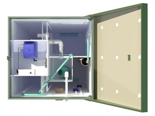 Биостанция Топас-С 4 ПР 2