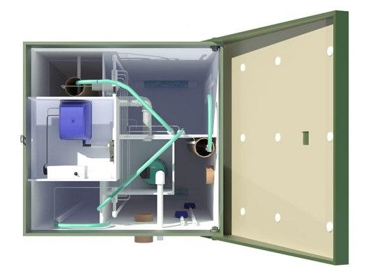 Биостанция Топас-С 5 ПР 2