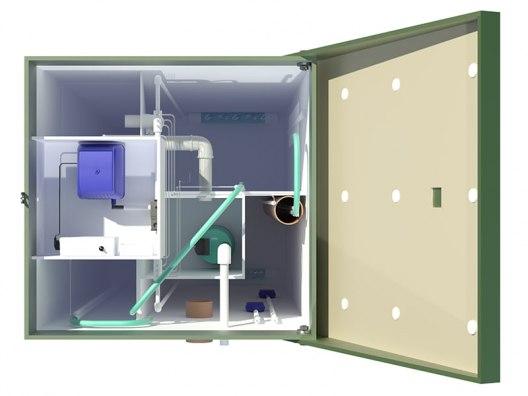 Биостанция Топас-С 6 ПР 2