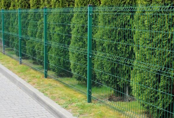 Забор 3D Премиум