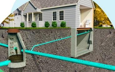 Скидка при заказе канализации и дренажа
